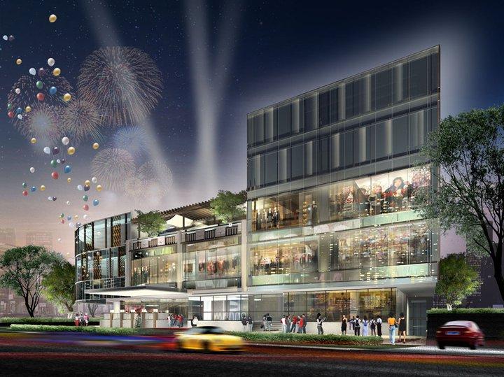 112 Katong Shopping Mall behind Marine Blue Condo