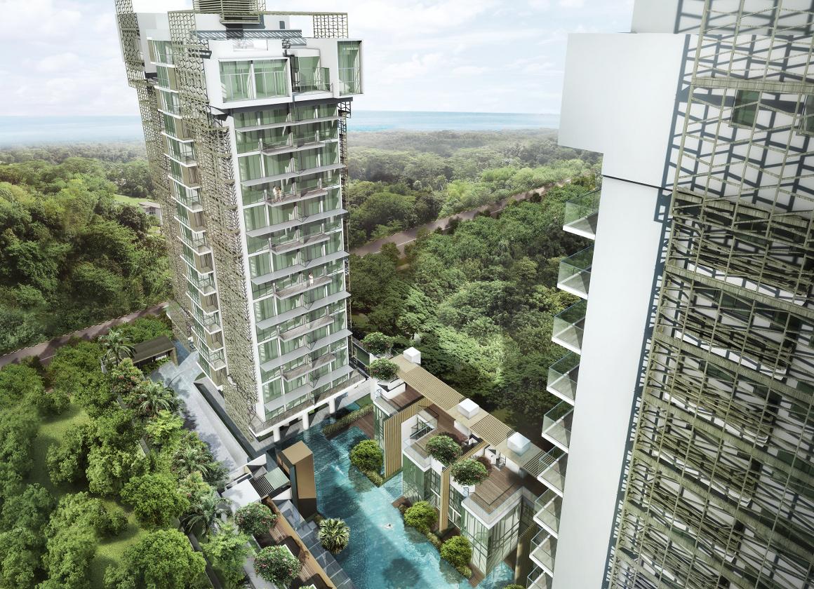 Marine Blue Condominium