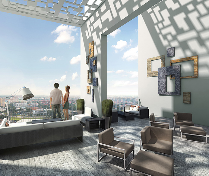 Sky Vue Condo :: By Capitaland who is developing Marine Blue Singapore