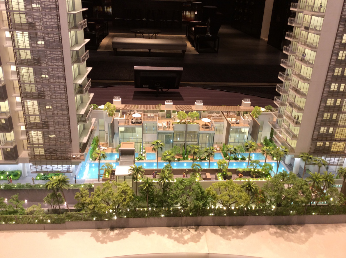 Marine blue showflat welcome to marine blue condo show flat for 53 marine terrace