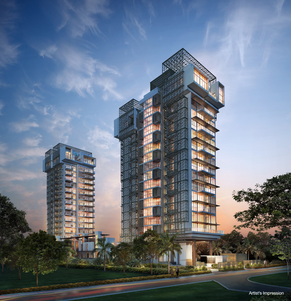 Marine Blue Prices :: Condo @ Marine Parade